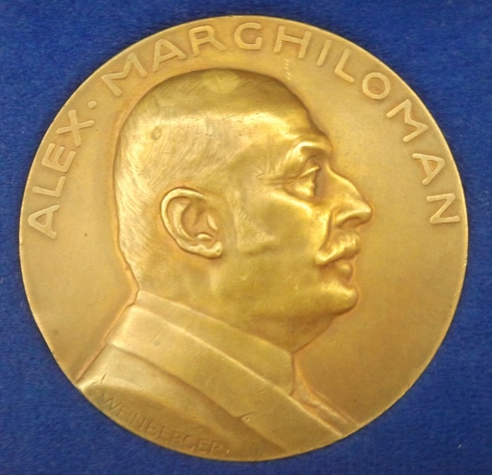 Moneda omagiala Alexandru Marghiloman