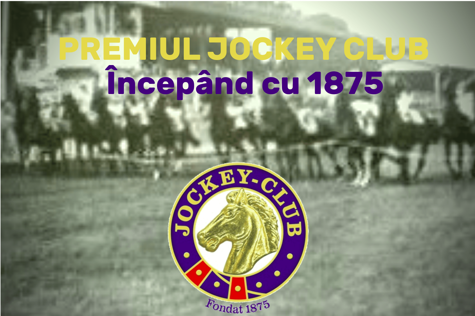 premiul Jockey Club