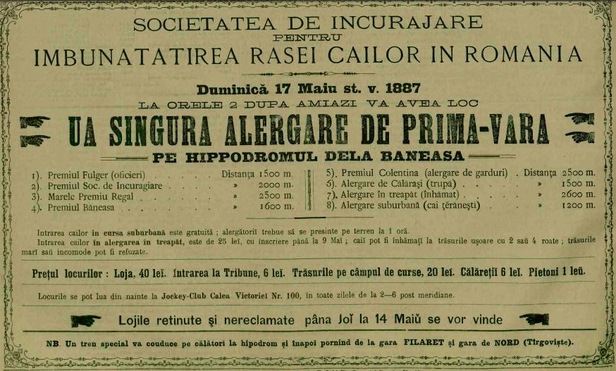 1887 17 mai alergari trap