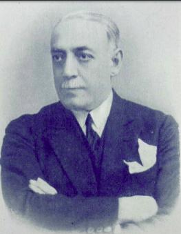 Arhitectul Paul Smărăndescu (26 iunie 1881 – 12 ianuarie 1945)