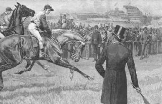 1891: Start of the DERBY
