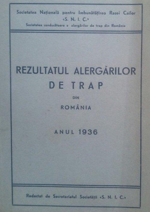 Trap rezultate SNIC 1936