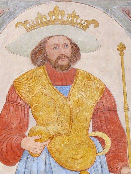 Regele Harald_Blåtand