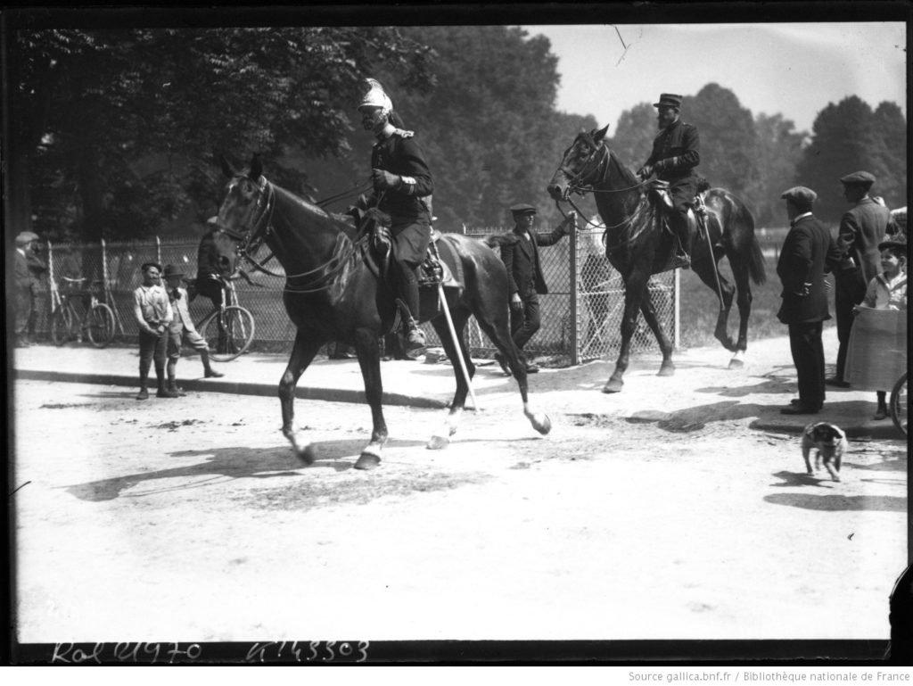 Anduranta militara 1912