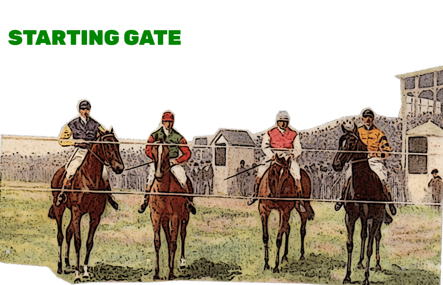 Starting gate - cover