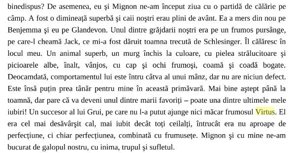 Virtus Mignon