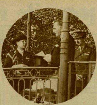 Regele Mihai 1932 Premiul Regal la Hipodrom